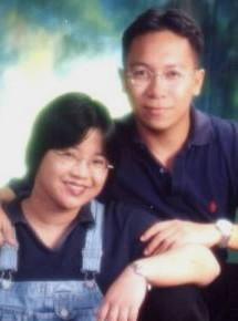 me and Ferdie - June 2001