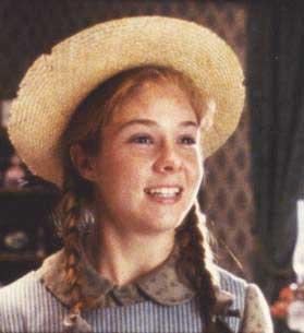 Megan Follows as Anne Shirley