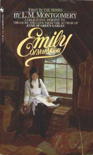 Emily of New Moon cover; 1983 edition