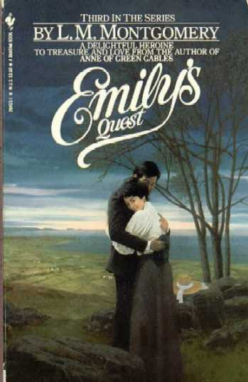 Emily's Quest cover; 1983 edition