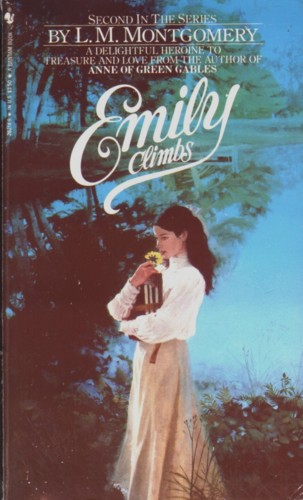 Emily Climbs cover; 1983 edition