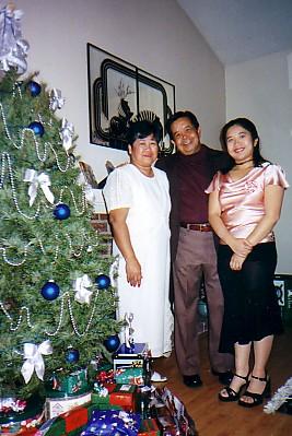 Mom, Dad, Joy