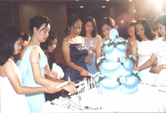 18 candles wish for a debutante | just b.CAUSE